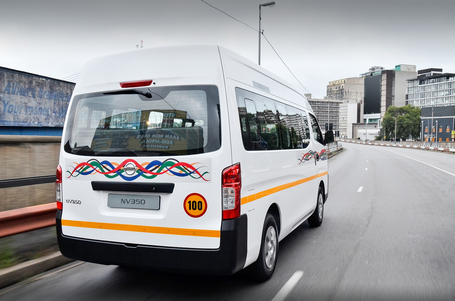 This is what all south african taxis will have to look like in 6 months